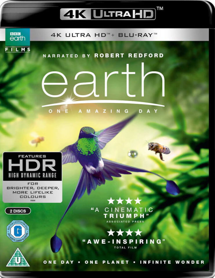 Earth: One Amazing Day 4K 2017 Ultra HD 2160p