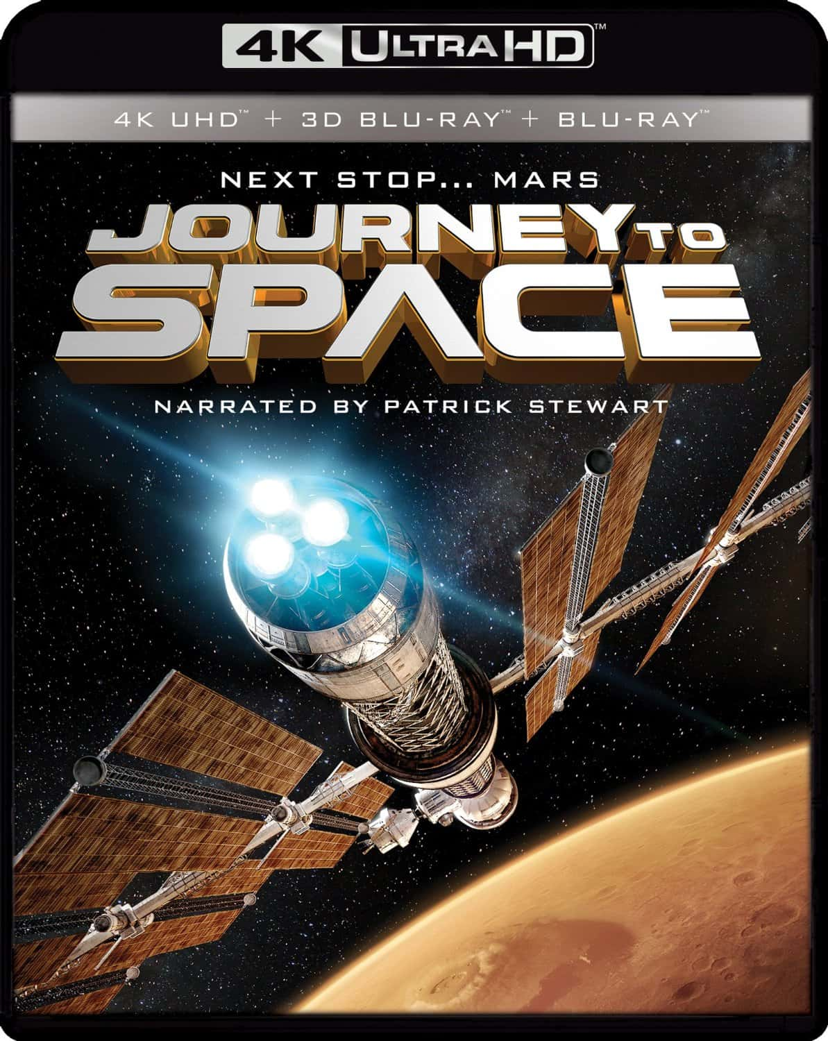 Journey to Space 4K 2015 Ultra HD 2160p