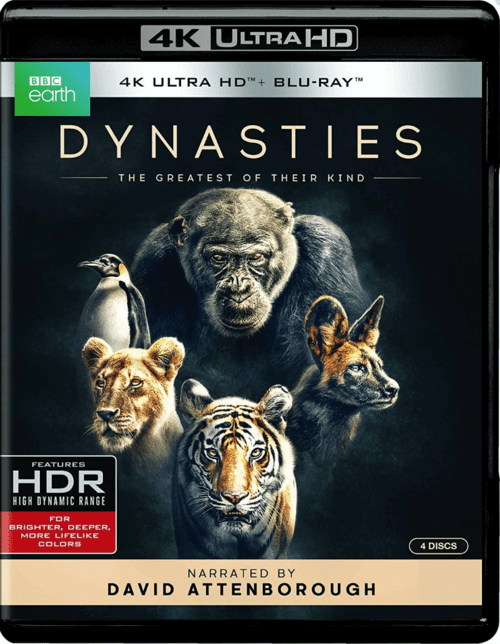 Dynasties S01 4K 2018 Ultra HD 2160p