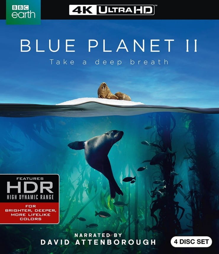 Blue Planet II 4K 2017 Ultra HD 2160p
