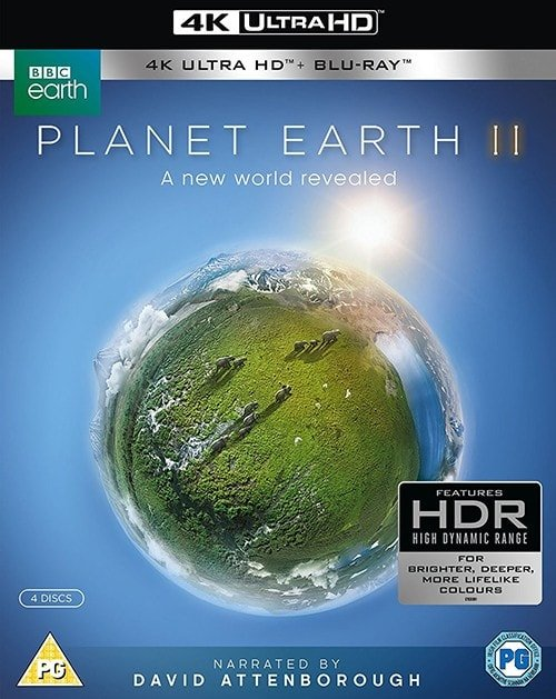 Planet Earth II 4K S01 USA Ultra HD 2160p