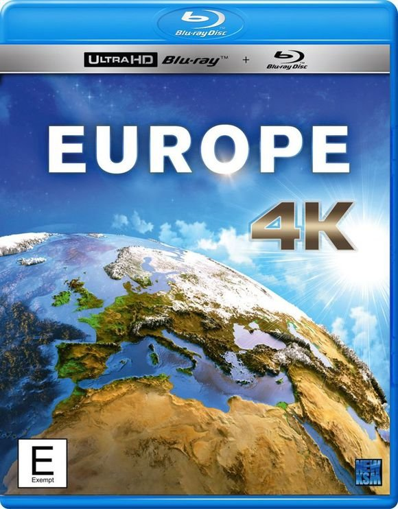 Europe 4K 2015 DOCU Ultra HD 2160p