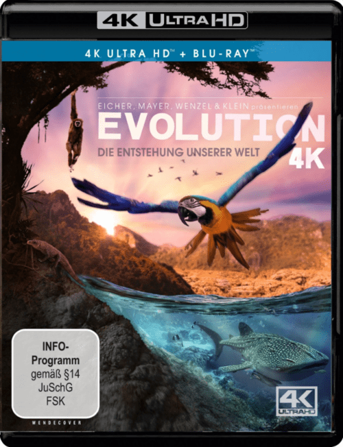 Evolution 4K 2018 DOCU Ultra HD 2160p