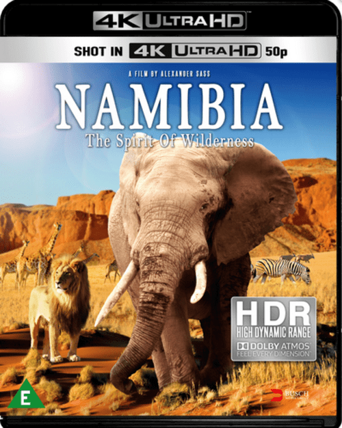 Namibia The Spirit of Wilderness 4K 2016 DOCU Ultra HD 2160p