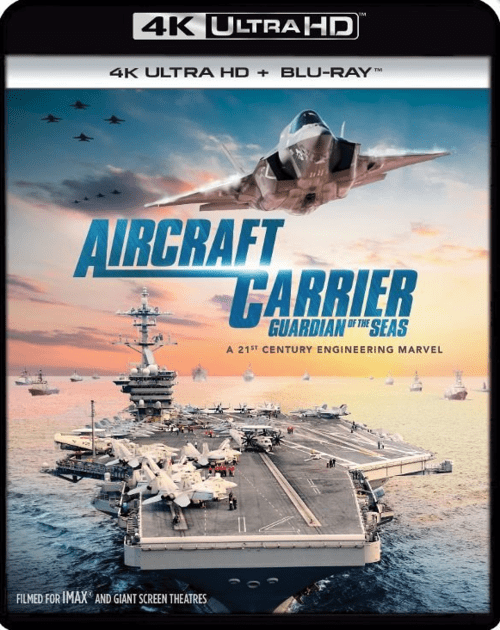 Aircraft Carrier Guardian of the Seas 4K 2016 DOCU Ultra HD 2160p