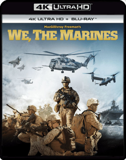 We the Marines 4K 2017 DOCU Ultra HD 2160p